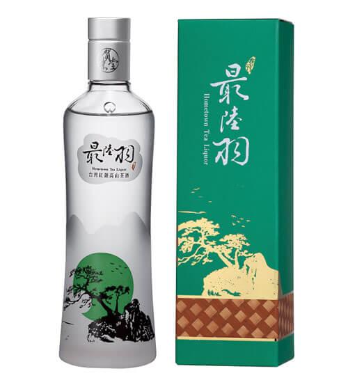 賀木堂,最陸羽紅韻,台灣紅韻高山茶酒,Hometown Taiwan High-Mountain Tea Liquor