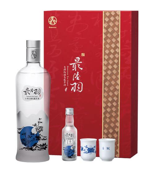 賀木堂,最陸羽紅韻,台灣紅韻烏龍茶酒禮盒,Hometown Taiwan Oolong Tea Liquor Gift Set