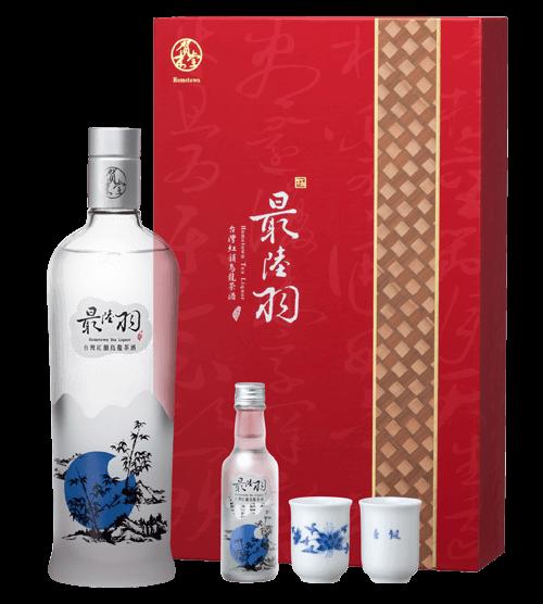 賀木堂,最陸羽紅韻,台灣紅韻烏龍茶酒禮盒,Hometown Taiwan Oolong Tea Liquor Gift Set,new1
